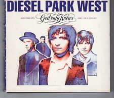 (HI364) Diesel Park West, God Only Knows, Part 1 - 1992 CD