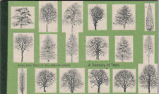 (26951) Booklet Treasury of Trees Dx26 2000 No Stamps Included