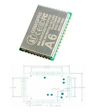1PCS A6 GSM / GPRS Quad-band Tracking Module 850 900 1800 1900MHZ CA