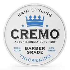 Cremo Hair Pomade Thickening - 4 oz