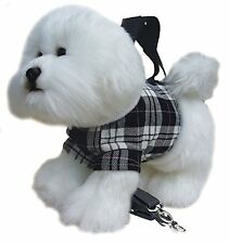 Bag/Handbag/Shoulder Bag ~ BICHON FRISE ~ Material/Plush ~ Novelty