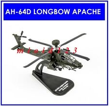 1/100 - BOEING AH-64D APACHE LONGBOW - Die-cast