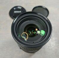 Nikon AF-S DX NIKKOR 18-200mm f/3.5-5.6G ED VR II Lens - plus CPL filter