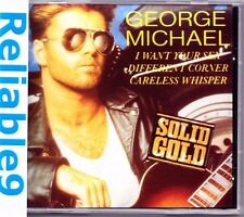 George Michael - Solid gold EP CD longplay19min44sec New not sealed-1989EPIC AUS
