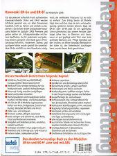 Buch Reparaturanleitung Kawasaki ER-6n ER-6f ab Modelljahr 2006, Band 5283