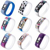 For Garmin Vivofit JR/JR2/Vivofit 3 Tracker Silicone Strap Bracelet Wrist Band