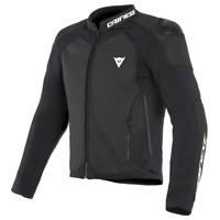 New Dainese Intrepida Perf. Leather Jacket Men's EU 50 Black #201533824-92C-50
