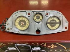 57 Chevy Instrument Cluster Refacing Kit Auto 1957 Chevrolet