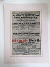 Comic Operas. Madame Vestris. 1832