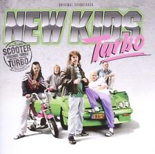 NEW KIDS TURBO CD ORIGINAL SOUNDTRACK NEU