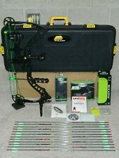 "Loaded Mathews Z3 Bow Package- 29"" Draw Length- 60 - 70 lb- UNSHOT- Z7 Redone"