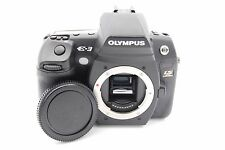 Olympus EVOLT E-3 10.1MP Digital SLR Camera - Black (Body Only)