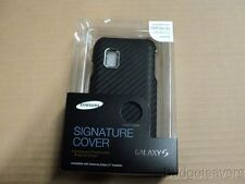 Samsung Galaxy S i500 Fascinate Mesmerize Black Signature Case ET-I500PCFGSHC