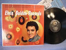 Elvis Presley, Elvis' Golden Records, RCA Victor Records LPM 1707, 1958