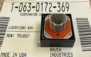 Raven CAN Terminator part number 1-063-0172-369