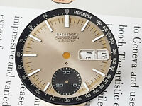 ORIGINAL DIAL WITH CHAPTER RING FOR SEIKO CHRONOGRAPH AUTOMATIC 6139-6012 6010 2
