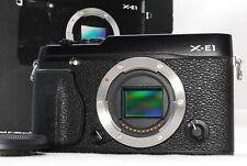 [NEAR MINT] Fujifilm X Series X-E1 16.3MP Digital Camera Body Black (M673)