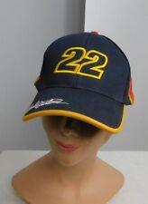 NASCAR CAT Racing Caterpillar Number 22 Ward Burton Racing Hat