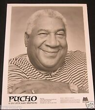 PUCHO & HIS LATIN SOUL BROTHERS—1995 PUBLICITY PHOTO
