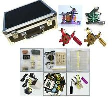 new Tattoo KITs with all tattoos Equipment 4 high quality Machines set supply