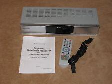 Digitaler Satelliten-Receiver mit 160GB Festplatte - Festplatten-Receiver