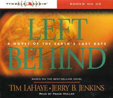 LEFT BEHIND: Left Behind Series Volume One - Set of 3 Abridged Audio CDs