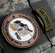 KANDAHAR WHACKER CLUB PRO-TEAM JSOC ARMY COMBINES ARMS CENTER: CEXC + BASTARDS