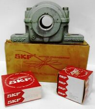 SKF SPLIT HOUSING PILLOW BLOCK KIT- INCLUDES BLOCK, BEARING, AND ADAPTER SLEEVE