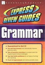 NEW Grammar by LearningExpress Editors Paperback Book (English)