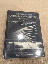 Karl Ludwigsen MERCEDES-BENZ Quicksilver Century hardback 1st ed 1995 celebrated