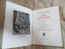 Exposition Cervantès hommage à Don Quichotte par Joë Bousquet sa vie par Babelon