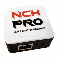 NCK Box Pro activated (NCK Pro Box) with cables