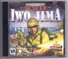 Elite Forces: WWII IWO JIMA (PC, 2001, ValuSoft) Free USA Shipping!