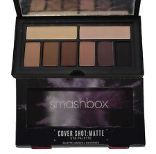 Smashbox Cover shot Matte eye palette Pressed Eyeshadows New Long lasting NiB