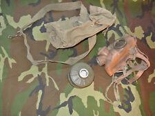 NLGasmaske ABC Schutzmaske Anzug Tränig  Gummimaske  Endzeit Prepper  -8058