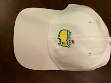 2020 Masters Logo Men's Golf Performance Hat Augusta National