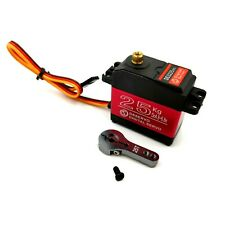 DS3225 25KG Metal Gear High Torque Digital Waterproof Servo UK Arrma, Traxxas
