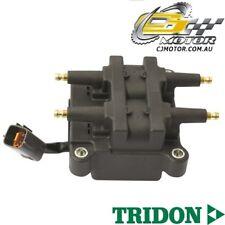 TRIDON IGNITION COIL FOR Subaru Impreza WRX 09/98-01/01,4,2.0L EJ205