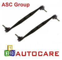ASC Group Front Anti Roll Bar Drop Links x2 For Vauxhall Astra TwinTop 05-10