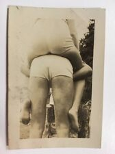 PHOTO ANCIENNE - VINTAGE SNAPSHOT - Funny, Curious, Legs