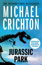 Michael Crichton - Jurassic Park (Paperback) 9781784752224