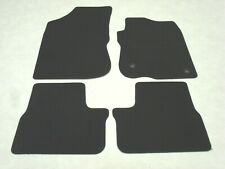Peugeot 208 2012-2019 Fully Tailored Deluxe Car Mats in Black