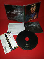 CD BJORK - SELMASONGS - JAPAN - UICY-6616