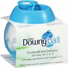 Downy Laundry Fabric Softner Automatic Dispenser Container Blue Ball New