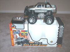 Fast Lane Silverado 1500 Remote Control Monster Truck 1999 Original Packaging RC
