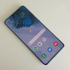 Samsung Galaxy S20+ Blue SM-G986N 256GB Unlocked Single sim Very Good condition