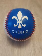 VERY RARE Collectable Souvenir Quebec Baseball Promo Ball