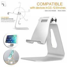 Adjustable Desk Table Desktop Stand Holder Mount for iPad Tablet Phone Light