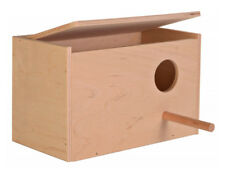 TRIXIE Small Budgie Bird Cage Aviary Nest Nesting Breeding Box (5630)