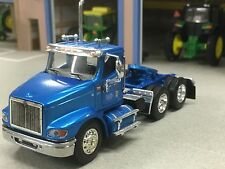 1/64 DCP BLUE INTERNATIONAL 9100i DAY CAB